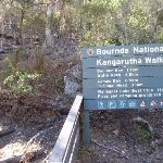 Sign at Kianiny picnic area (102298)