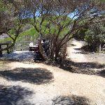 Veranda above Wallagoot Gap (104542)