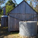 Scotts Hut water tank (105451)