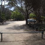 Gate before Bournda Lagoon car park (106738)