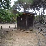 Toilet in Pulpit Rock car park (107149)