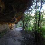 Cave on Two Creeks Track Little Diggers park (130567)