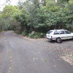 Fairy Dell Reserve car park (146169)