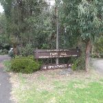 Fairy Dell Reserve sign (146181)
