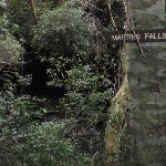Sign for Martins Falls (147135)
