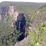 Bridal Veil Falls from Govetts Leap Lookout (15073)