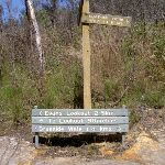 Sign post before Barrow Lookout (15706)