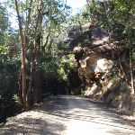 Nice rock scenery along Dubbo Gully Rd (166820)