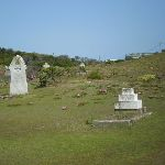 Coastal Cemetery near Botany Bay National Park (17946)