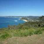 Views over Forresters Beach (196265)