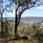 Views over Gosford to the water (201754)