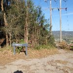 sign to Yaruga Lookout (203026)