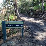 Bottom of the Rock climbing track (204802)