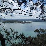 View of Dangar Island from the Highway Ridge track (205927)