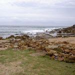 Little Beach's rocky shore (21368)