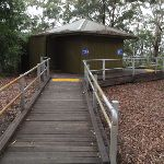 St Johns Lookout picnic area toilet (225409)