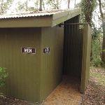 Toilets at Katandra Rd Picnic area (226831)
