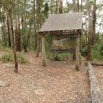 Katandra Rd Picnic Area info sign (226858)