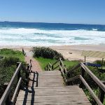 Track from picnic area to Frazer Beach (248005)