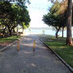 Path leading through Nielsen Park towards Shark Bay (251813)