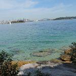 Water view from near Milk Beach (253646)