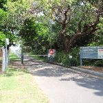 Gate on Vaucluse Rd (254882)