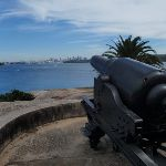 Gun aimed at the City (255407)