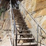 Lady Bay Beach access steps (255509)