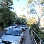 Walking along footpaths through Mosman (257900)