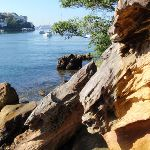Rocks in Mosmans Bay (258632)