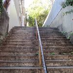 Steps above Waruda St (261053)