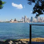 Opera House across the Harbour (261206)