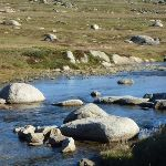 The stony creeks are beautiful from the changing aspects (265679)