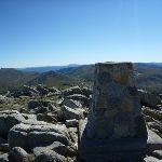 The top of Australia - Mt Kosckiuszko summit (266273)