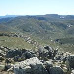 View from Mt Kosciuszko (266324)