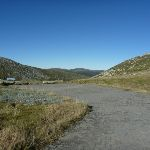 Blue Lake intersection on the Main Range Track (268103)