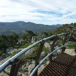 Main Range from Kangaroo Ridge (270614)