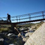 Bridge Crossing a small creek (271451)