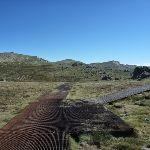 Mt Kosciuszko Lookout intersection (271700)