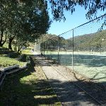 Track Passing the Tennis Courts (273734)