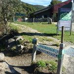 Thredbo community centre track head (273905)