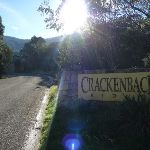 Crackenback Ridge sign (274781)
