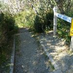 Well signposted Merrits Nature Track (276278)