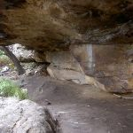 Aboriginal occupation cave (28196)