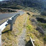 Walking beside Alpine Way (283823)
