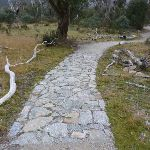 Section of stone path (296807)