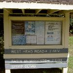 Information sign at the Basin (29747)