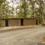 Toilet block near the Mt Sugarloaf car park (324440)