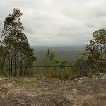 View west near Mt Sugarloaf (324923)