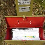Glaston Gorge walkers Register (327179)
